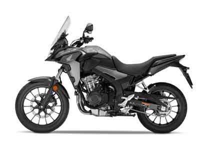 Honda CB500X Adventure